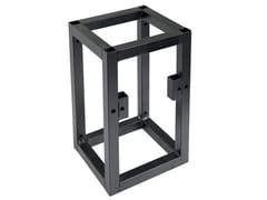Supporto per wc in acciaio zincato300   Supporto - PONTE GIULIO