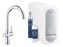 Rubinetto da cucina / dispenser acqua potabileBLUE HOME 31455001 - GROHE