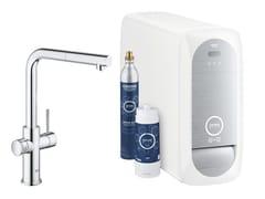 Rubinetto da cucina / dispenser acqua potabileBLUE HOME 31539000 | Miscelatore da cucina in metallo - GROHE