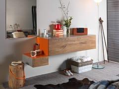 Cassettiera componibile in legno36E8 SIDE | Cassettiera - LAGO