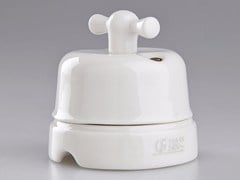 - Electrical socket WHITE ITALY - 4 - GI Gambarelli