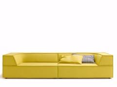 - 4 seater fabric sofa TRIO | 4 seater sofa - COR Sitzmöbel Helmut Lübke