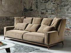 - 2 seater high-back fabric sofa 430 OPERA | 2 seater sofa - Vibieffe