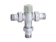 Miscelatore termostatico5217   Valvola, saracinesca, paratoia per impianto - CALEFFI