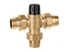 Miscelatore termostatico regolabile5231   Valvola, saracinesca, paratoia per impianto - CALEFFI
