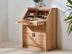 - Wooden secretary desk 5252K/2 | Secretary desk - Dyrlund