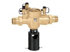 Disconnettore a zona di pressione ridotta controllabile574   Valvola, saracinesca, paratoia per impianto - CALEFFI