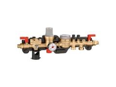 Componente idrosanitario speciale e dispositivo antiallagamento5741 | Gruppo riempimento e addolcimento - CALEFFI