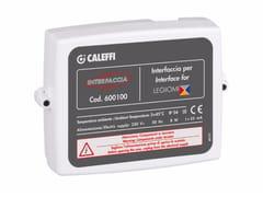 Interfaccia6001 Interfaccia LEGIOMIX® - CALEFFI