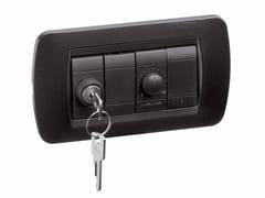 Timer con chiave di consenso per azionamento valvole6002 Timer - CALEFFI