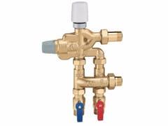 - Multi-function compact unit for temperature control 6005 LEGIOFLOW® - art. 600500 - CALEFFI