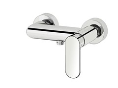 - 2 hole chromed brass shower mixer SMILE 64 - 6454050 - Fir Italia
