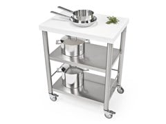 Modulo cucina freestanding in Corian®690700 | Modulo cucina freestanding - JOKODOMUS