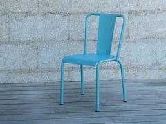 Sedia da giardino in metallo786 - A | Sedia - ADICO