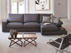 - Fabric sofa with chaise longue 810 FLY | Sofa with chaise longue - Vibieffe