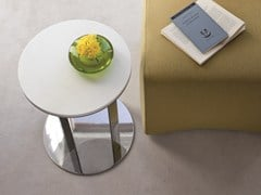 - Lacquered round wooden coffee table 9500 - 7 | Lacquered coffee table - Vibieffe