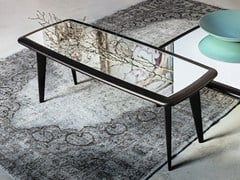 - Rectangular marble coffee table 9500 - XMAX | Rectangular coffee table - Vibieffe