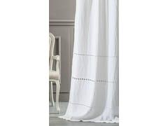 - Linen curtain A'JOUR | Curtain - LA FABBRICA DEL LINO by Bergianti & Pagliani