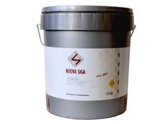 Rivestimento acril-silossanico idrorepellente e autopulenteA-SILOX - NUOVA SIGA