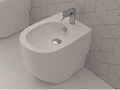 - Ceramic bidet ABC | Bidet - Hidra Ceramica