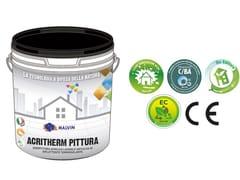Idropittura acrilica lavabileACRITHERM PITTURA - MALVIN