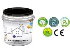 Rivestimento minerale acrilico antialgaACRITHERM RIVESTIMENTO - MALVIN