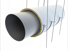Materassino per condotte di ventilazioneAF FIREGUARD 3 - AF SYSTEMS