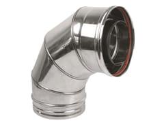 Canna fumaria in acciaio inoxAFG-EL CE® - ATRITUBE HVAC PRODUCTS - G. IOANNIDIS & CO. P.C.