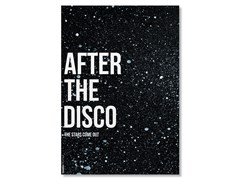 Stampa su carta satinata AFTER THE DISCO - PARADISCO PRODUCTIONS