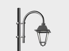 Lampione stradale a lanterna a LED in alluminioAGATHOS SOSPENSIONE BRACCIO - CARIBONI GROUP