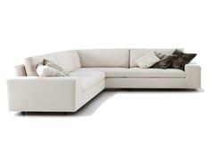 - Corner fabric sofa AIR | Corner sofa - SANCAL