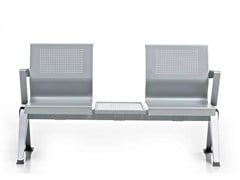 - Freestanding beam seating with armrests AIRA | Beam seating with armrests - D.M.