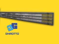 - Ventilation grille and part AIRVENT - GHIROTTO TECNO INSULATION