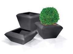- Steel Flower pot AL AIN 2 - LAB23
