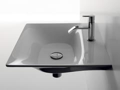 - Ceramilux® washbasin ALA - Antonio Lupi Design®