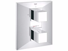 - Wall-mounted bathtub/shower mixer with diverter ALLURE BRILLIANT | Thermostatic bathtub mixer - Grohe