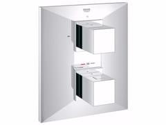 - Miscelatore per vasca/doccia a muro con deviatore ALLURE BRILLIANT | Miscelatore per vasca termostatico - Grohe