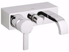 - 2 hole bathtub/shower mixer ALLURE | Wall-mounted bathtub mixer - Grohe