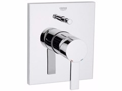 - Single handle shower mixer with diverter ALLURE | Shower mixer - Grohe