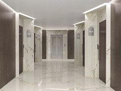 - Wall/floor tiles with marble effect ALPS HEART | Wall/floor tiles - FMG Fabbrica Marmi e Graniti