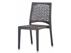 - Synthetic fibre chair ALTEA | Chair - Varaschin