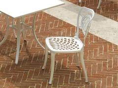 - Aluminium garden chair ALTHEA   Chair - FAST