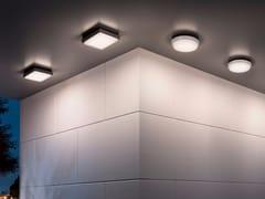 PLAFONIERA A LED A LED A LUCE DIRETTA IN ALLUMINIO IN STILE MODERNOALU | LAMPADA DA SOFFITTO IN ALLUMINIO - AILATI LIGHTS BY ZAFFERANO