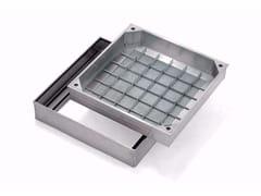 Chiusino in alluminio estrusoALU-TECH - GRIGLIATI BALDASSAR