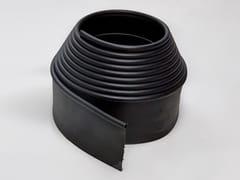 Bordura per aiuole in acciaio corten alubord bordura for Bordure aiuole plastica