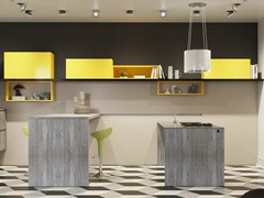 - Fitted kitchen AMALFI FULL - Del Tongo
