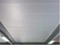 - Metal ceiling tiles AMF MONDENA® - System F - Knauf AMF Italia Controsoffitti