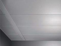 - Metal ceiling tiles AMF MONDENA® - System I - Knauf AMF Italia Controsoffitti