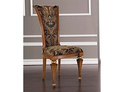 - Upholstered high-back chair ANDREAS | Chair - Arvestyle