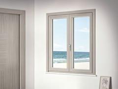 Finestra in alluminio e legnoAPHRODITE MIMETICA - PAIL SERRAMENTI